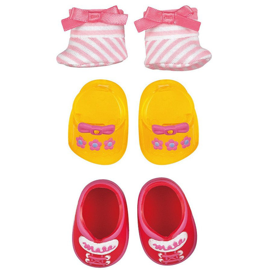 Costume for Mell chan Doll Shoes 3pcs Set Stroll Pilot Japan