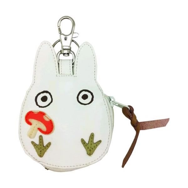 My Neighbor Small Totoro Pouch Die-Cut Studio Ghibli Japan