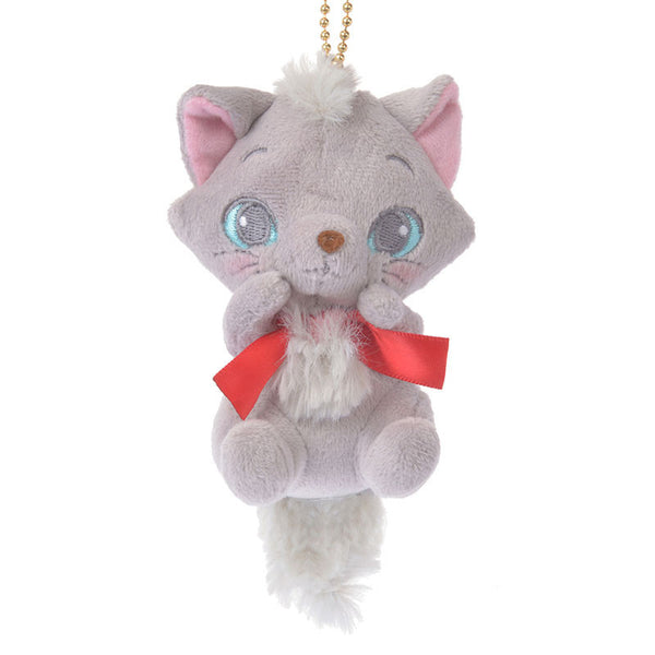 Berlioz Plush Keychain Badge Lovely Disney Store Japan The Aristocats