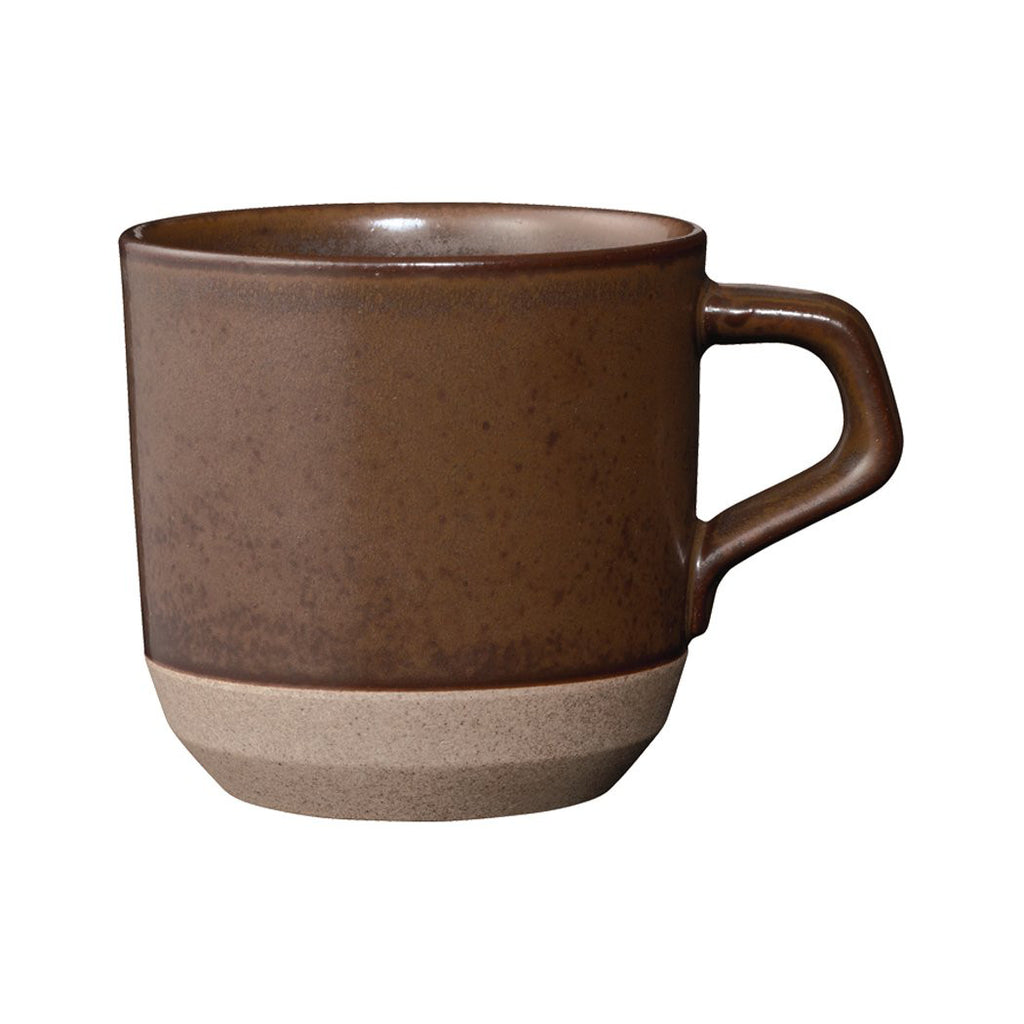 CERAMIC LAB Small Mug Cup CLK-151 300ml Brown KINTO Japan 29515
