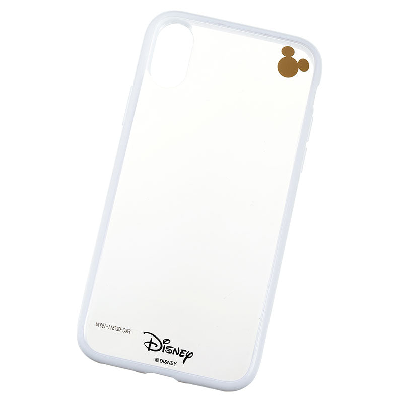 Mickey iPhone X / XS Case Cover White D.I.Wow! Disney Store Japan