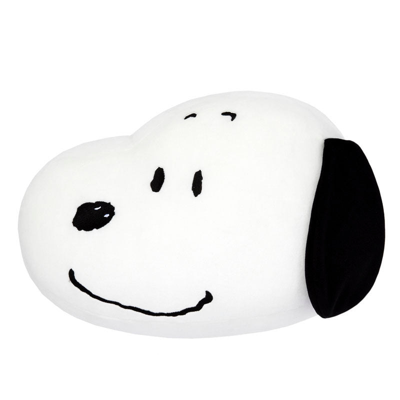 Snoopy Cushion Face Mocchi-Mocchi- Takara Tomy Japan