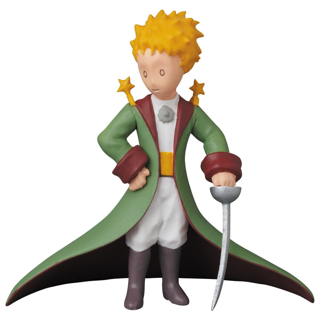 The Little Prince UDF Figure Cape Green Japan Ultra Detail Figure Medicom Toy