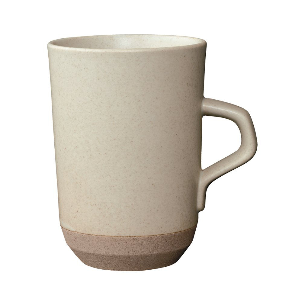 CERAMIC LAB Tall Mug Cup CLK-151 360ml Beige KINTO Japan 29522
