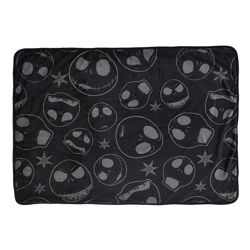 Nightmare Before Christmas Jack Blanket Disney Store Japan
