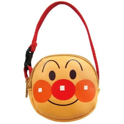 Anpanman Pouch with Handle Strap Japan Kids ANJ-800