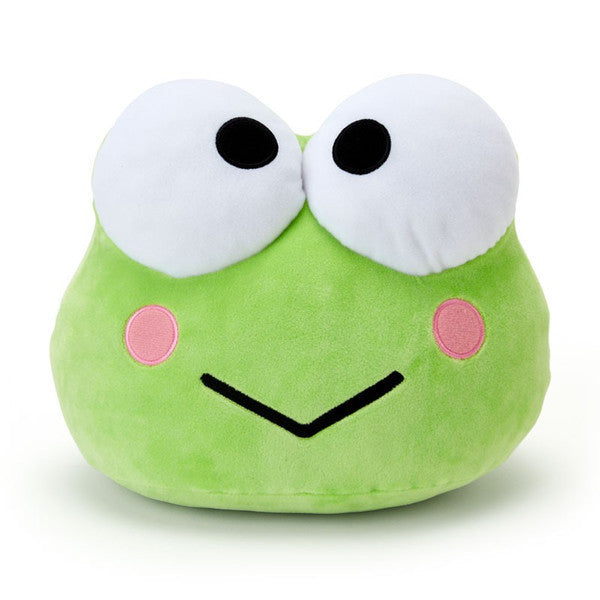 Kero Kero Keroppi Frog Cushion Omanju Steamed Bread S Sanrio Japan