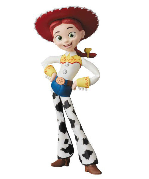 Jessie UDF Figure Toy Story Series 2 Ultra Detail Figure Pixar Disney