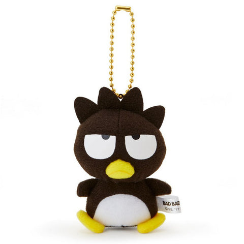 Bad Badtz-Maru mini Plush Mascot Holder Keychain Nostalgic Sanrio Japan