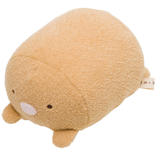 Sumikko Gurashi Tonkatsu Fried Pork Plush Doll Super Soft Mocchi- San-X Japan