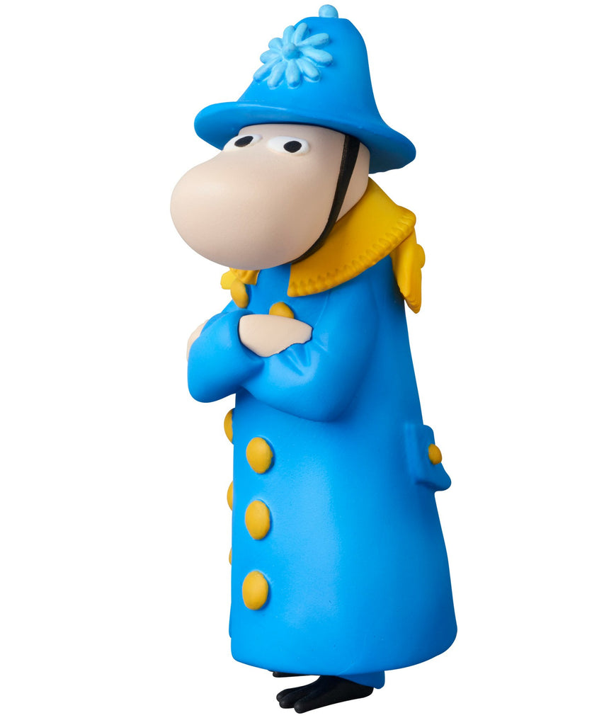 The Police Inspector UDF Ultra Detail Figure Series 4 Moomin Medicom Toy Japan