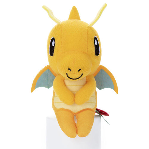 Dragonite Kairyu Chokkorisan mini Plush Doll Pokemon Center Japan