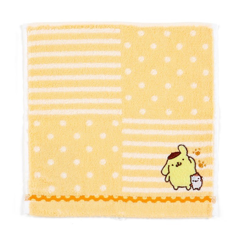 Pom Pom Purin mini Towel Mix Sanrio Japan