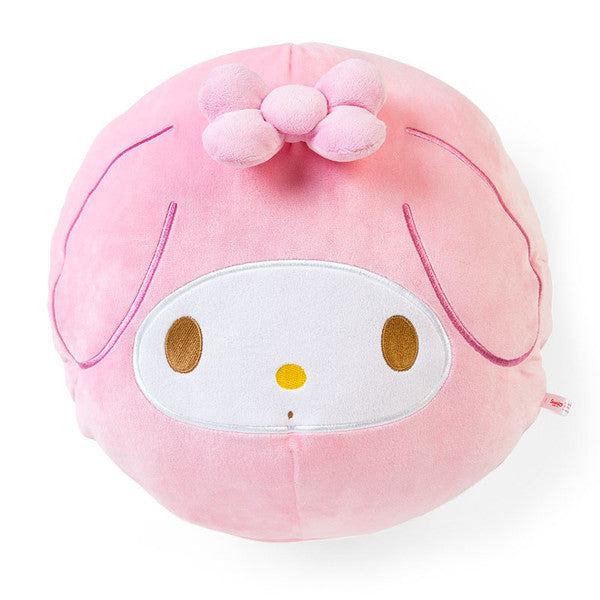 My Melody Cushion Round Soft Sanrio Japan