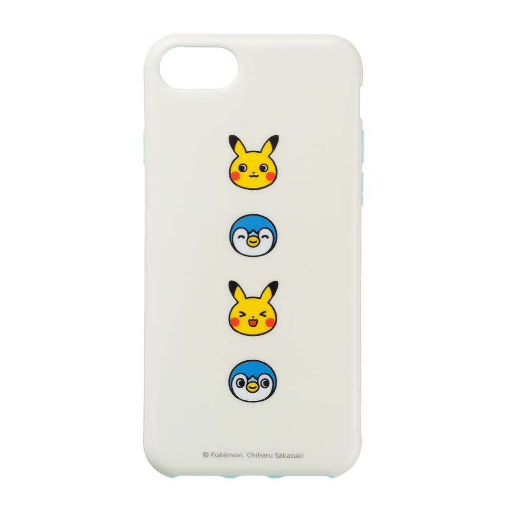 Pikachu iPhone 6 6s 7 8 Case Cover Soft Relax Life Pokemon Center Japan Original