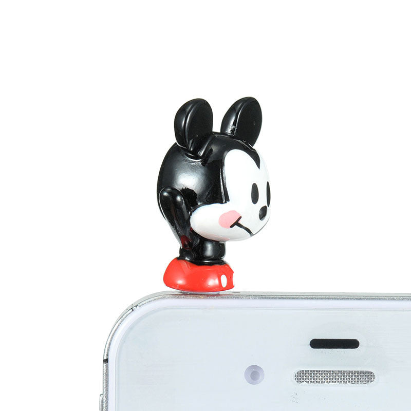 Disney Store Smartphone Plug Mickey iPhone Mobile Accessories Japan