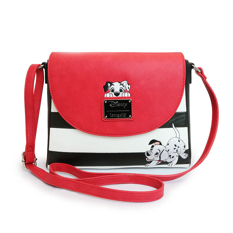 101 Dalmatians Shoulder Bag Stripe Loungefly Disney Store Japan