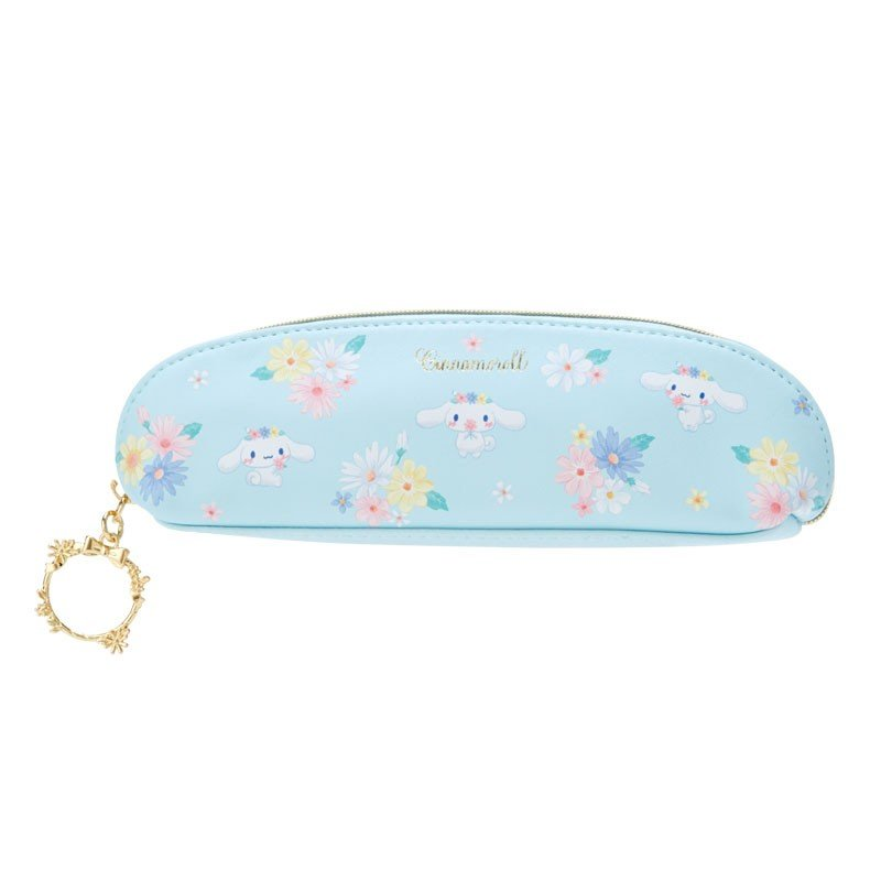 Cinnamoroll Slim Pen Case Pencil Pouch Happiness Girl Sanrio Japan