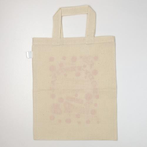 Yayoi Kusama Canvas Tote Bag BODY FESTIVAL Red Pumpkin Japan Artist