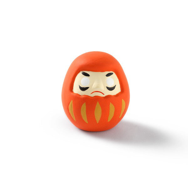Daruma with Mikuji Red Home Safety Japan Nakagawa Masashichi