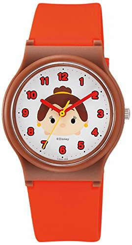 Belle Tsum Tsum Wrist Watch Waterproof HW00-009 CITIZEN Q&Q Japan Disney