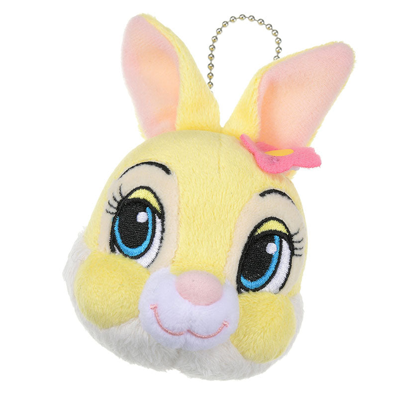 Miss Bunny Plush Keychain Tape Measure Easter 2020 Disney Store Japan