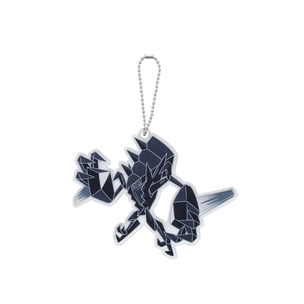Necrozma Acrylic Keychain Key Holder Pokemon Center Japan