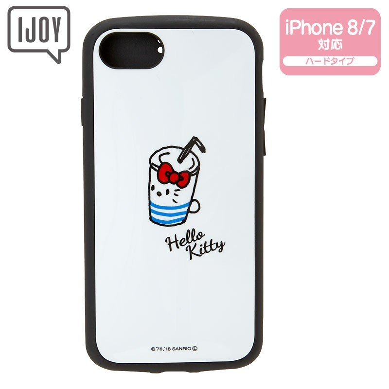 Hello Kitty iPhone 7 8 Case Cover IJOY Sanrio Japan