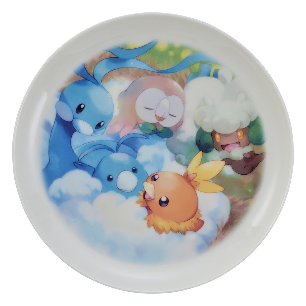 Altaria Tyltalis Plate MOFU-MOFU PARADISE Pokemon Center Japan Original