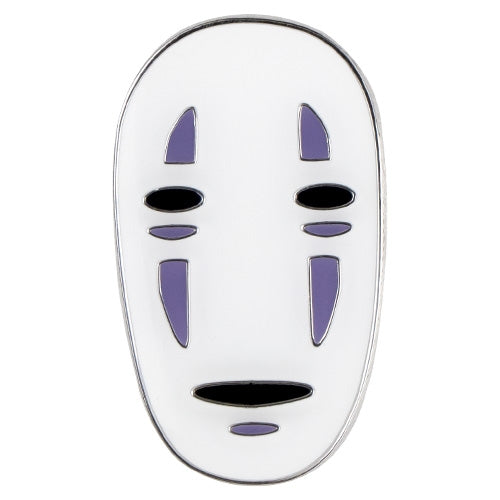 Spirited Away No Face Kaonashi Pin Badge Studio Ghibli Japan