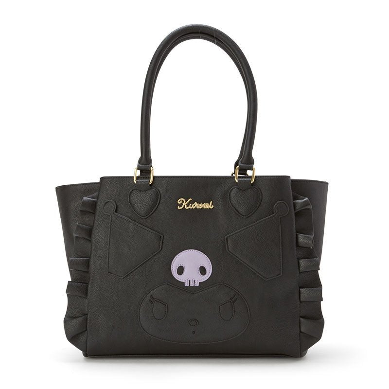 Kuromi Frill Tote Bag Sanrio Japan