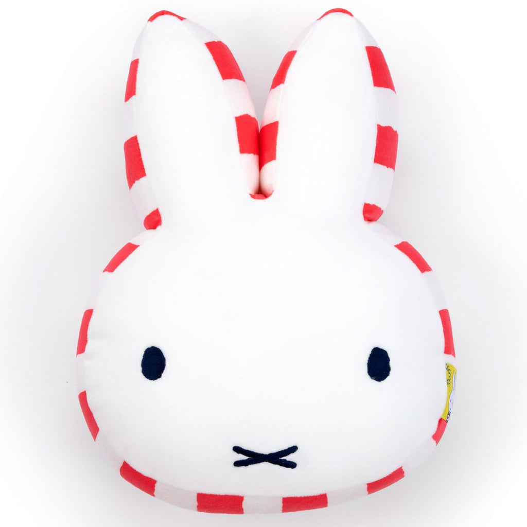 Miffy Plush Doll Face Stripes Takara Tomy Japan
