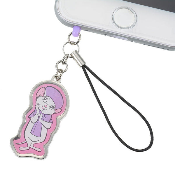 Bianca Bernard Orville Mobile Accessory DISNEY FEVER Disney Japan The Rescuers