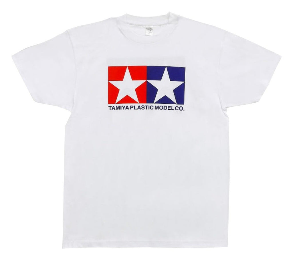 TAMIYA Plastic Model Co. T-Shirt L Japan 66712