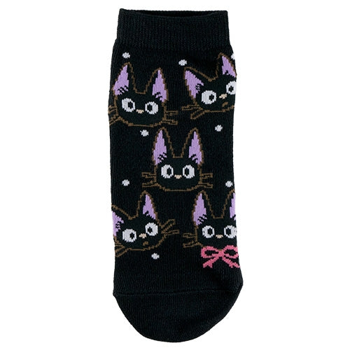Kiki's Delivery Service Socks Black Studio Ghibli Japan 23-25cm Cat