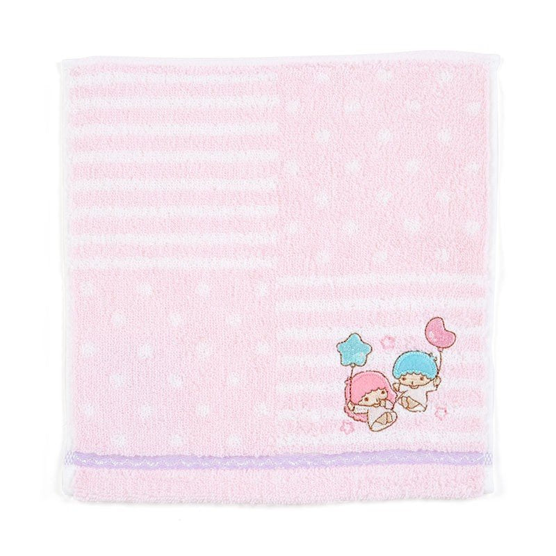 Little Twin Stars Kiki Lala mini Towel Mix Sanrio Japan