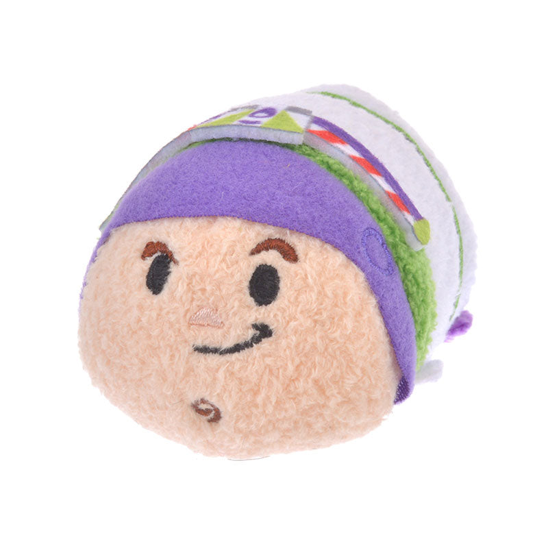 Toy Story 4 Buzz Lightyear Tsum Tsum Plush Doll mini S Disney Store Japan 2019