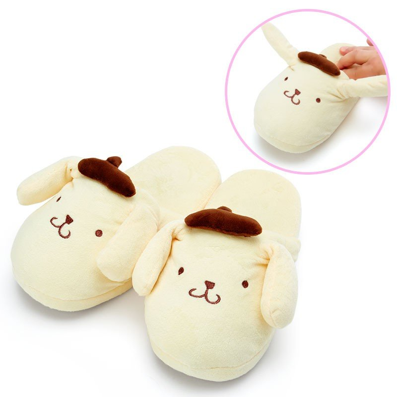 Pom Pom Purin Slipper Ear Pyoko Pyoko Sanrio Japan