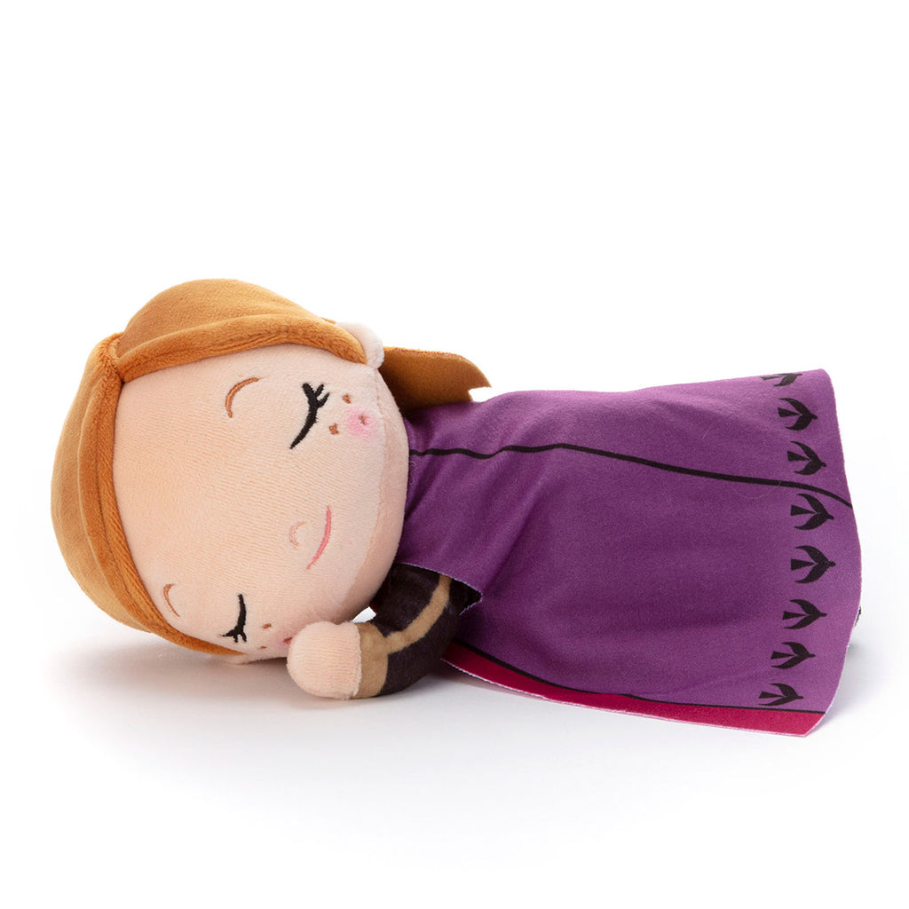 Frozen 2 Anna Plush Doll S Suyasuya Sleeping Friend Disney Takara Tomy Japan