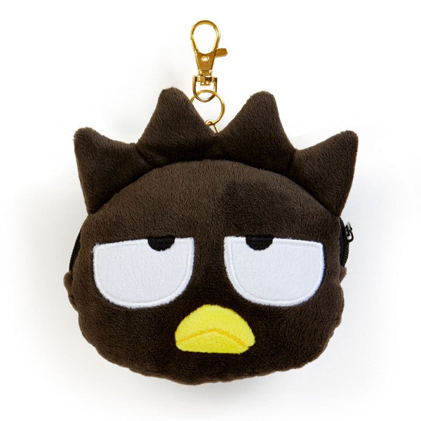 Bad Badtz-Maru Reel ID Card Pass Case Face Nostalgic Sanrio Japan