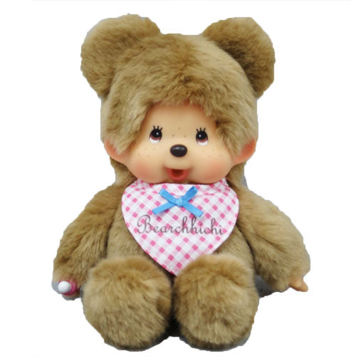 Monchhichi Doll 243501 Bear Japan