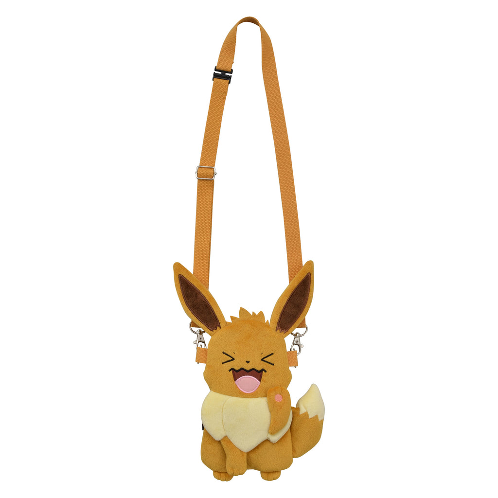 Eevee Eievui Smartphone Mobile Pouch Everybody is Wobbuffet Pokemon Center Japan