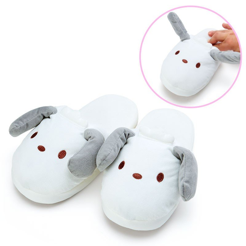 Pochacco Slipper Ear Pyoko Pyoko Sanrio Japan