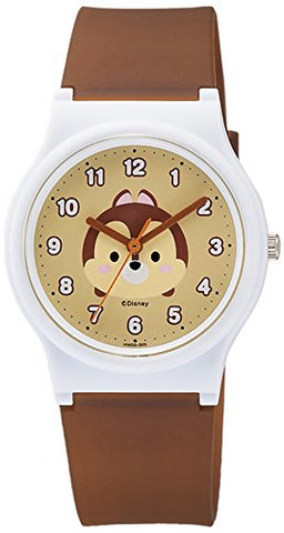 Chip Tsum Tsum Wrist Watch Waterproof HW00-005 CITIZEN Q&Q Japan Disney