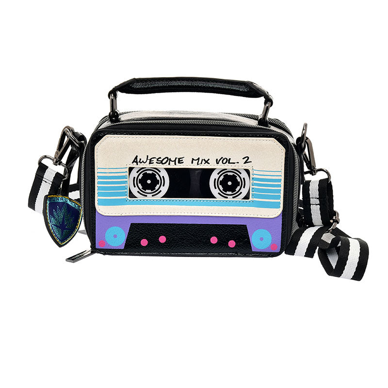 Guardians of the Galaxy Shoulder Bag Mix Tape Danielle Nicole Disney Store Japan
