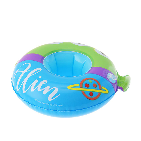 Alien Drink Can Holder Swimming Ring Summer Fun Disney Store Japan Toy Story