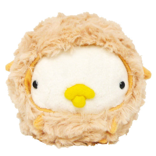 Namakemono kun Plush Doll Sheep Kapibarasan Japan New Year K2153