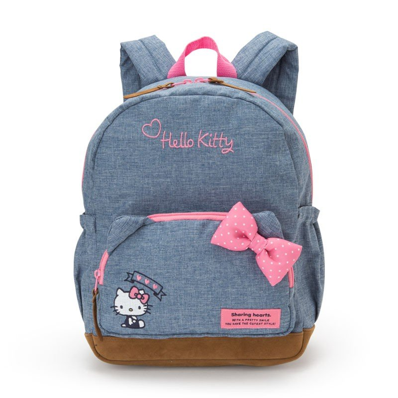 Hello Kitty Kids Backpack M Ear Sanrio Japan 2019