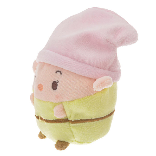 Dopey Plush Doll mini S ufufy Disney Store Japan Snow White
