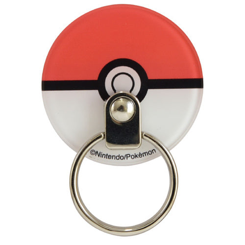 Poke Monster Ball Multi Ring for Smartphone Die-Cut Pokemon Center Japan